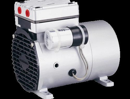 DP SERIES – Oil-Less Piston Compressor