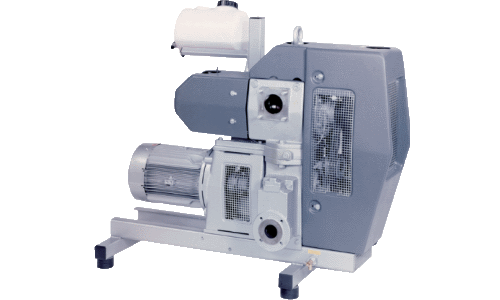 Busch Huckepack Oil-lubricated Rotary Vane Vacuum Pumps
