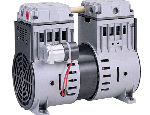 DP SERIES – Oil-Less Piston Vacuum Pump