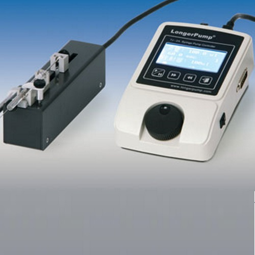 TJ-2AL0107-2A - Micro Flow Rate Syringe Pump