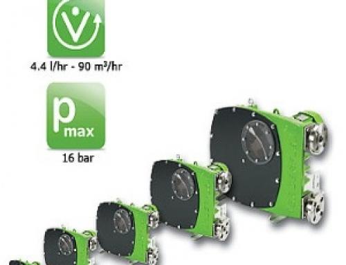 Verderflex Peristaltic Industrial Pumps